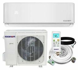 36,000 BTU Ductless Mini Split Air Conditioner with Heater a