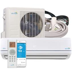 36000 BTU Ductless AC Mini Split Air Conditioner and Heat Pu
