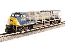 BROADWAY LIMITED 3744 N Scale GE AC6000 CSX #634 Paragon3 So