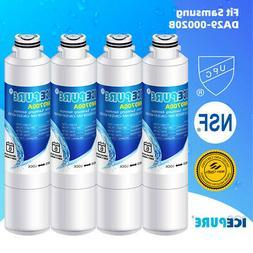 4 PACK Icepure Samsung DA29-00020B HAF-CIN/EXP Compatible Wa