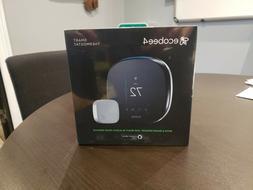 Ecobee4 Smart Thermostat Built In Alexa with 2 Room Sensors