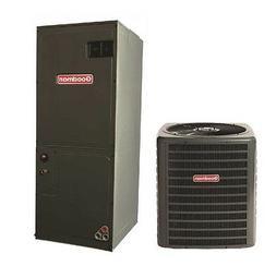 Goodman 3 Ton 14 SEER 36k BTU Air Conditioner Condenser & Ai