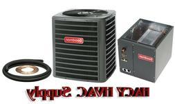 3 Ton 13 Seer Central Air AC Add On - GSX130361 + Evaporator