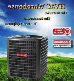 2.5 Ton 16 SEER Goodman Air Conditioner Condenser GSX160301