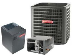 3 Ton Goodman 18 SEER R-410A Two-Stage Variable Speed Horizo