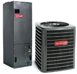 2.5 Ton Goodman 16 SEER R-410A Air Conditioner Split System