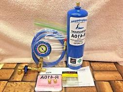 410A, R410a, R-410a, Refrigerant Refill Kit Gauge Charging H