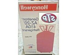 410a, R410a Refrigerant 25 lb. tank, Honeywell, USA MADE Pro