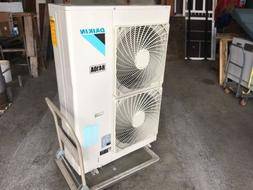 42,000 Btu  Daikin Heat Pump Outdoor Unit.