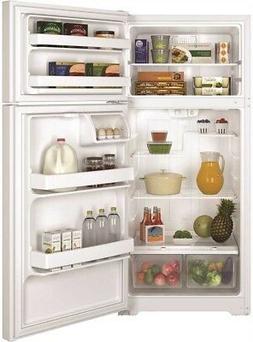 GE 469562 Energy Star 15.5 Cu. Ft. Top Freezer Refrigerator
