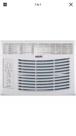 Haier 5,000 BTU Energy Star Window Air Conditioner- NEW