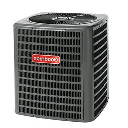 5 Ton Rheem 18 SEER R-410A Two-Stage Air Conditioner Condens