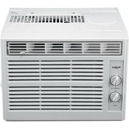 Whirlpool 5,000 BTU 115V Window-Mounted Air Conditioner with