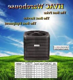 2.5 Ton 14 SEER R-410A Grandaire Heat Pump Split System A/C