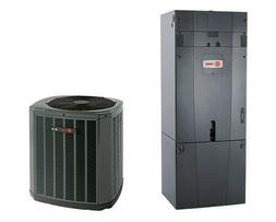 5 TON TRANE AIR CONDITIONING AC UNIT INCLUDING INSTALLATION