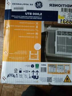 Ge 5000 btu air conditioner w/remote