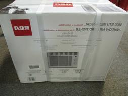 RCA 5000 BTU Window Air Conditioner Mechanical Controls new
