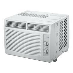 Cool Living 5000-BTU Window-Mount Room Variable Fan Speed Ai