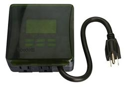 Coleman Cable Inc. 50015 Outdoor Digital Timer Digital - Hea