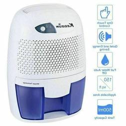 500ml Ultra Quiet Electric Mini Dehumidifier Portable Auto-o
