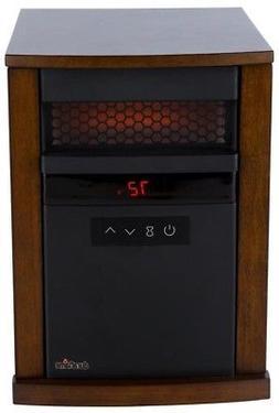 Duraflame 5200-BTU Electric Digital Infrared Quartz Cabinet