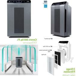 Winix 5300-2 Air Purifier With True Hepa, Plasmawave And Odo