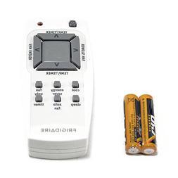 Frigidaire 5304476904 Room Air Conditioner Remote Control Ge