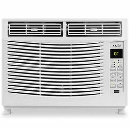 DELLA Energy Star 6000 BTUs 250 SQ FT 115 V Air Conditioner
