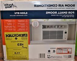 Arctic King 6000-BTU 115V Window Air Conditioner w/ Remote#