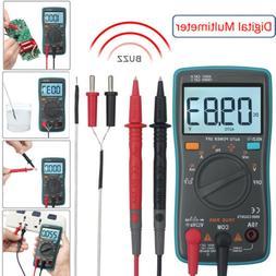 6000 Counts Digital Multimeter True RMS AC/DC Voltage Resist