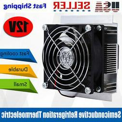 60W DC12V Semiconductor Refrigeration Co