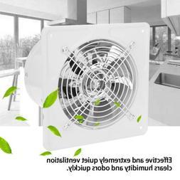 6in 40W Super Quite Wall Exhaust Fan Bathroom Kitchen Garage