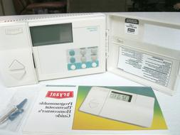 BRYANT 7-Day Programmable Heating and Cooling Digital Thermo