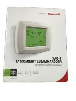 Honeywell 7-Day Universal Touchscreen Backlight Programmable