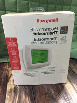 Honeywell 7-Day Universal Touchscreen Programmable Thermosta