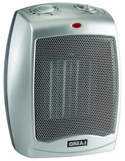 Lasko 754200 Ceramic Heater with Adjustable Thermostat Space