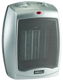 Lasko 754200 Ceramic Portable Space Heater with Adjustable 7