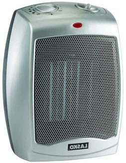 Lasko 754200 Portable Ceramic Space Heater with Adjustable T