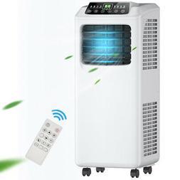 3-In-1 Portable Air Conditioner & Dehumidifier Function Remo