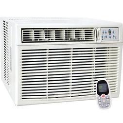 8,000 BTU Window Air Conditioner Room - HEATER, 8000 BTU - W