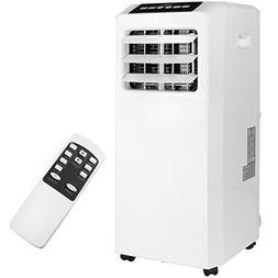 Ensue 8,000 BTU 3 in 1 Portable Air Conditioner, Dehumidifie