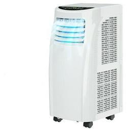 8000Btu Portable Air Conditioner Dehumidifier Energy Saver C