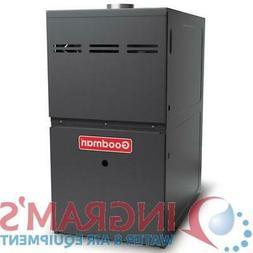 100k BTU 80% AFUE Multi Speed Goodman Gas Furnace - Upflow/H