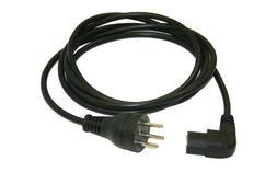Interpower 86280240 Danish Hospital Grade Cord Set, DK-2-8A
