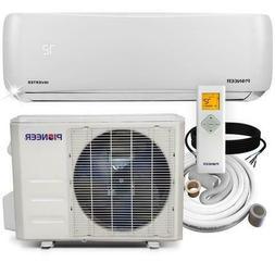 Pioneer® 9,000 BTU  Ductless Mini-Split Air Conditioner Hea