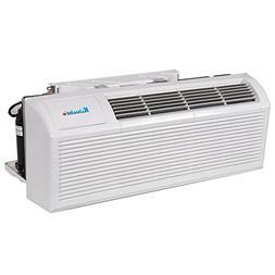 Klimaire 9000 BTU 11.3 EER PTAC Air Conditioner with 3kW Ele