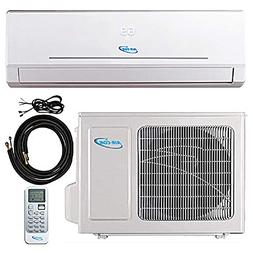 24000 Btu 20.5 SEER Ductless Mini Split DC Inverter Air Cond