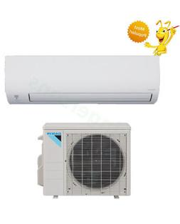 9000 BTU Daikin 24.5 SEER Ductless Wall Mounted Heat Pump Ai
