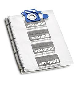 Shop-Vac 9021833 HEPA Tear Resistant Collection Filter Bags,