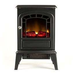 e-Flame USA Aspen Electric Portable Fireplace Stove  - This